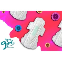 High quality cotton sanitary napkins