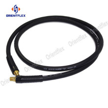 "3/8"" smooth high pressure colored air tools hose"