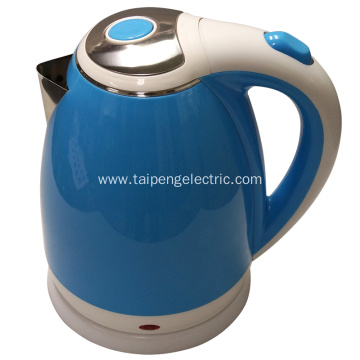 Chinese Professional for Electric Cordless Glass Tea Kettle Innovative Portable Kettle 1.8 L Kettle supply to Armenia Manufacturer