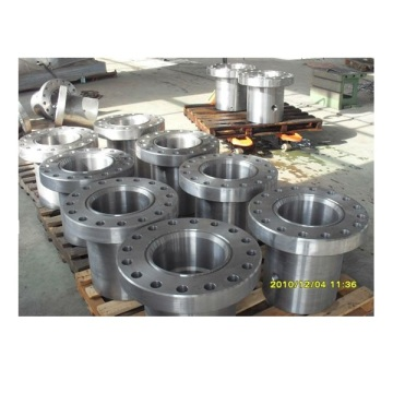 Forging Steel Material Subsea Tree Parts Oilfield Parts