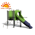 Slide Tower Outdoor Playground Equipment For Children