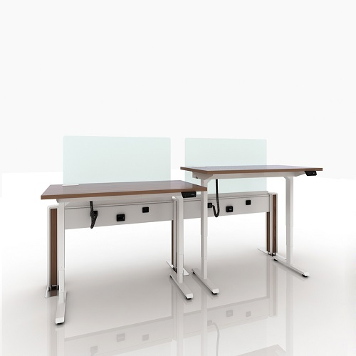 adjustable desk 13