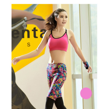Custom running tights lycra spandex womens sports tights