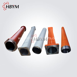 Concrete Pump Chroming Delivery Conveying Cylinder