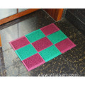 Professional PVC Backed Door Anti-slip Plastic Floor mat