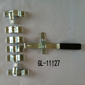 Stainless Steel Trailer Cargo Door Lock