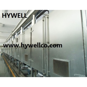 Net Type Dryer for Dehydration Vegetable