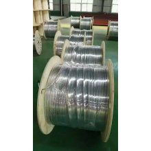 Best Price on for Stainless Steel Cooling Coil Tube ASTM A269 TP316L Coil Tube supply to Romania Factories