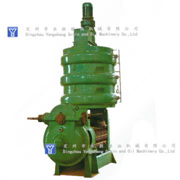 Overseas Service Provided Cooking Oil Making Machine