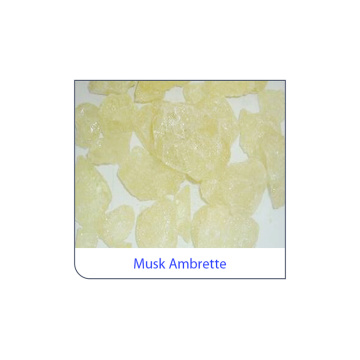 Big Lump Musk Ambrette With Light Yellow Colour