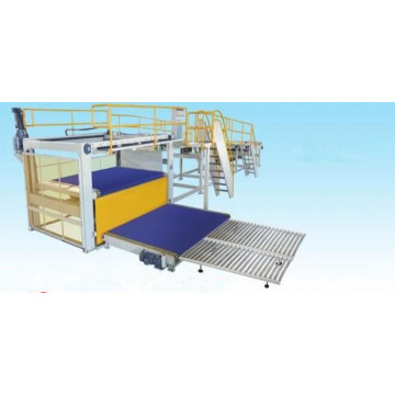 Automatic Stacker Machine for Cardboard