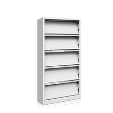 China for Magazine Rack Metal Library Magazine Shelf export to Ghana Wholesale