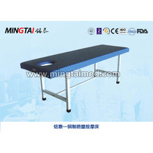 Steel spray massage bed