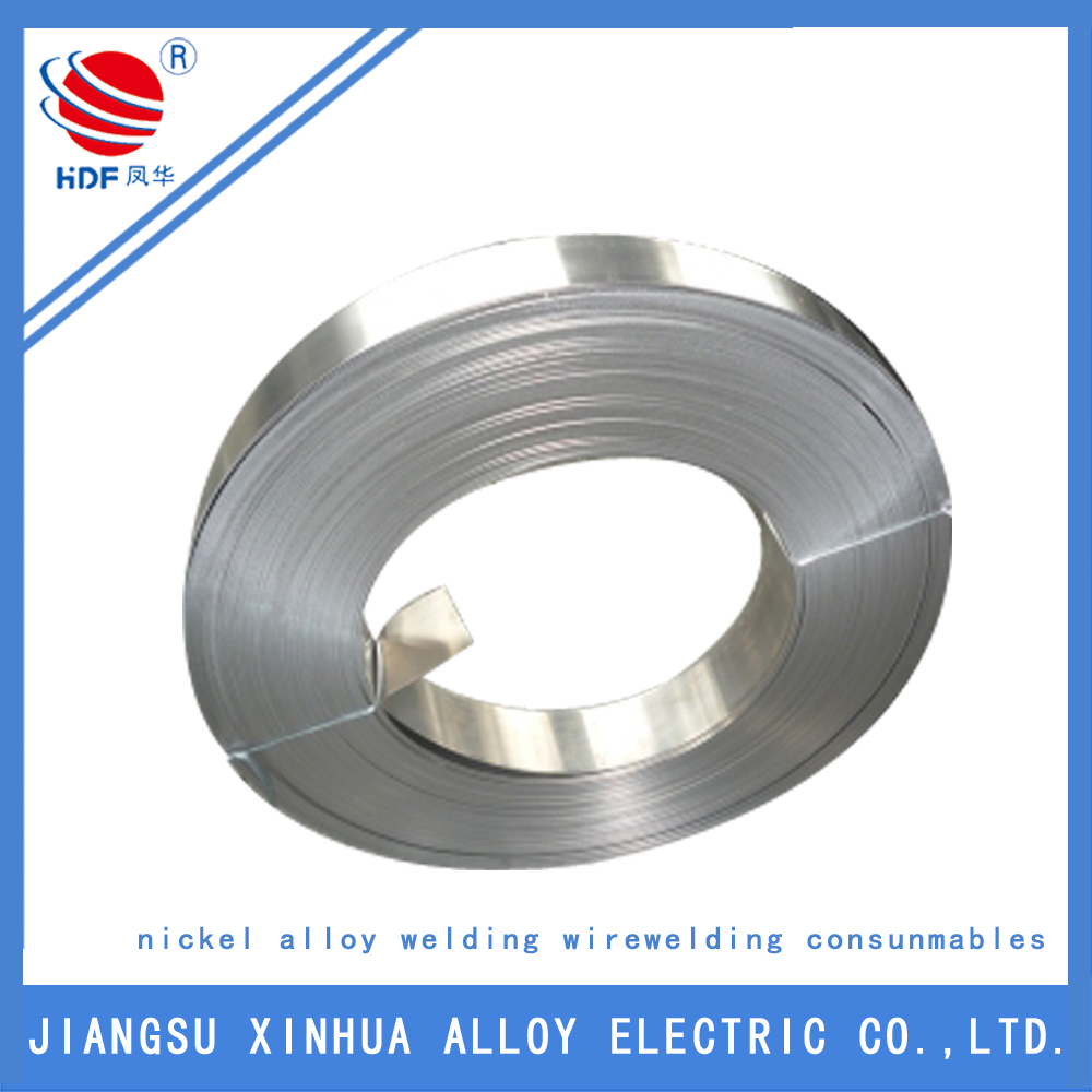 The Good EQNiCr-3 Nickel Alloy Welding Strip