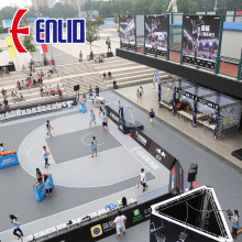 Modular Sports Flooring Interlocking Court Tiles