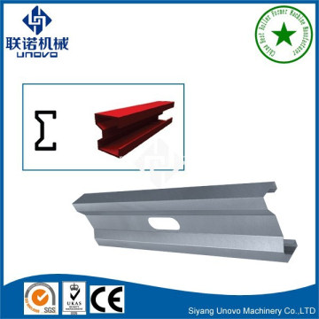 custom C section cold formed steel profile