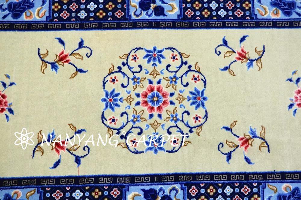 silk wool rug 1