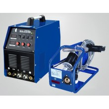 Factory making for MIG Welding Machines 380V Inverter Industrial Mig 350A Welding Machine supply to Mauritania Factory