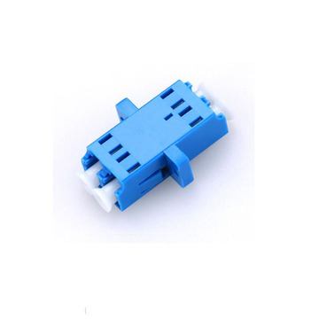 LC Duplex Fiber Optic Network Adapter