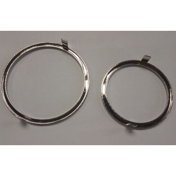 OEM Nickle Plating Stamping Ring For Home Appliance