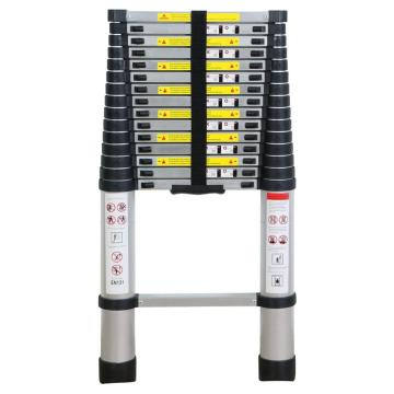 Aluminum Telescoping Extension Ladder with 13 Steps