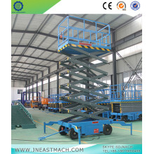 China for Mobile Scissor Lift 0.5t 8m Height Scissor Lift Aerial Work Platform supply to Turks and Caicos Islands Importers