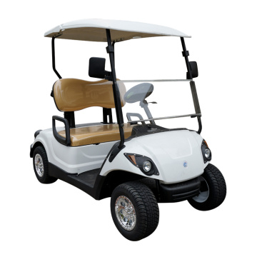 CE Certification 2 Seat ezgo  golf club course Electric Golf Cart