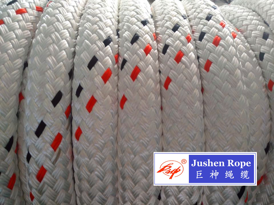 Polyester Polypropylene Filament Double Braided Rope