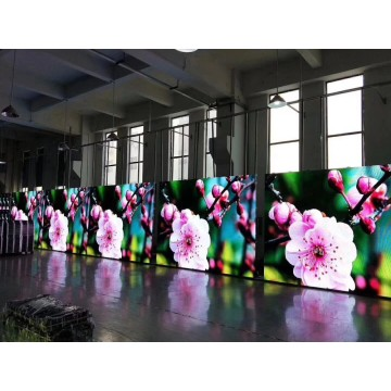 Indoor Rental Slim LED Video Wall Screen