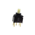 IP67 Ultraminiature Momentary Pushbutton Switches