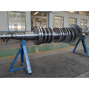 6MW High Speed Back pressure steam turbine