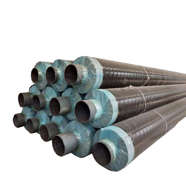 Steel Sleeve Steam Insulated Steel Pipe China Manufacturer