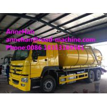 China for Sewage Suction Truck Sinotruk howo7 Vacuum Suction Sewer Pump Truck supply to East Timor Factories