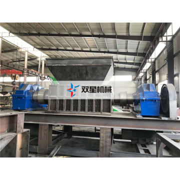 Rubber shredder Machine Wholesale used for sale