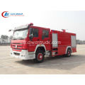 Vente Pas Cher & Hot SINOTRUCK HOWO Camion Anti-incendie