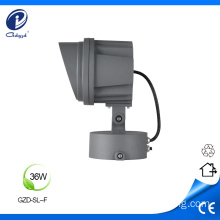 Outdoor decorative 36W rgb led spot light