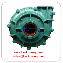 Well-designed for Horizontal Centrifugal Slurry Pump Abrasion Corrosion Resistant Slurry Pump export to French Guiana Factories