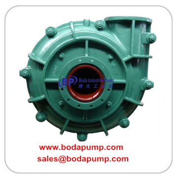 OEM Factory for Slurry Pump Abrasion Corrosion Resistant Slurry Pump supply to French Guiana Suppliers