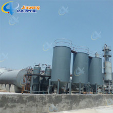 Automatic Waste Lub Oil Refinery Machine