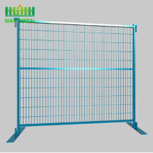 Canada PVC portable temporary fence/fencing