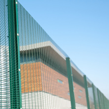Heavy duty 358 wire mesh fence