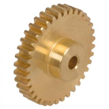 customized wholesale cnc machining brass gear