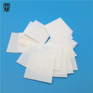 heat sink ultra thin alumina ceramic chip slab