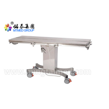 Animal vet operating exam table