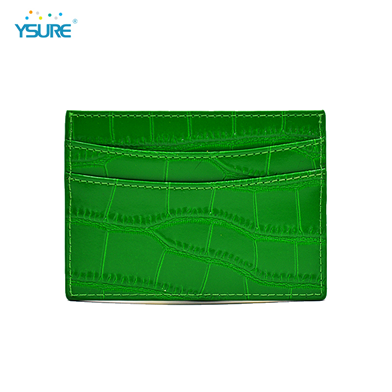 Luxury New Custom Slim Card Holders