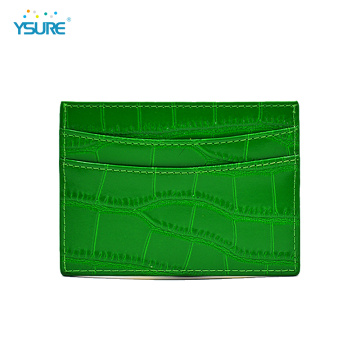 Luxury New Custom Slim Credit Card Holders