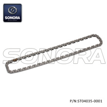 152QMI GY6-125 150 Timing Chain 89 Links (P/N: ST04035-0001 ) Longjia Jonway Wangye Znen Original Quality