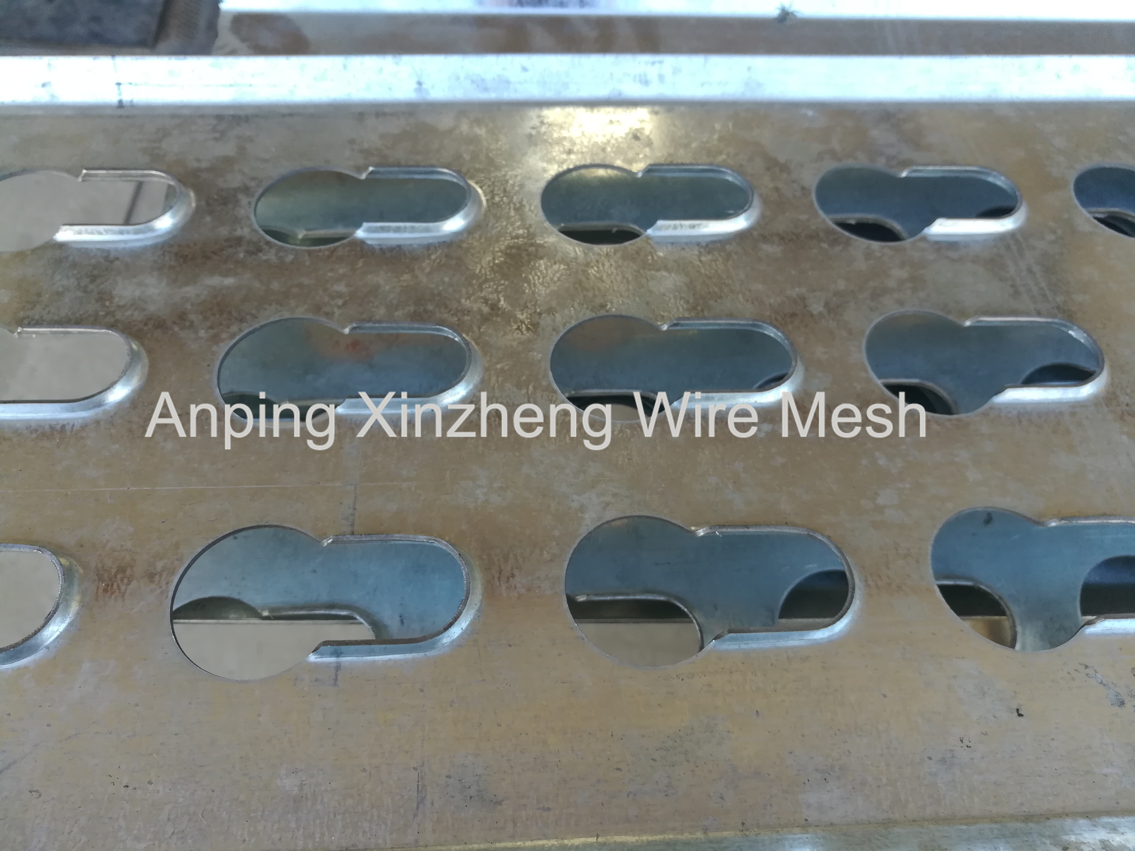 Punched Sheet Metal