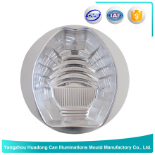 factory customized for Aluminum Outdoor Light Reflector high quality aluminium lamp shade holder reflector export to Dominican Republic Factory