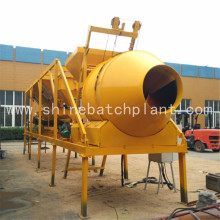 Hot Selling for Wet Mix Mobile Concrete Plant 20 Portable Concrete Batching Plants supply to Canada Factory